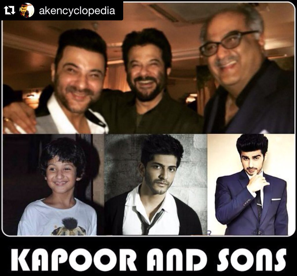 Revealed: Arjun Kapoor Shows Us What Kapoor And Sons Would Look Like