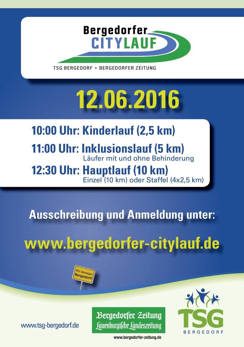 #bergedorfercitylauf am 12.06.16: Anmeldung nun möglich unter:  http:// bit.ly/1YCusvq  &nbsp;    #runhamburg <br>http://pic.twitter.com/K2hk8gxlvv