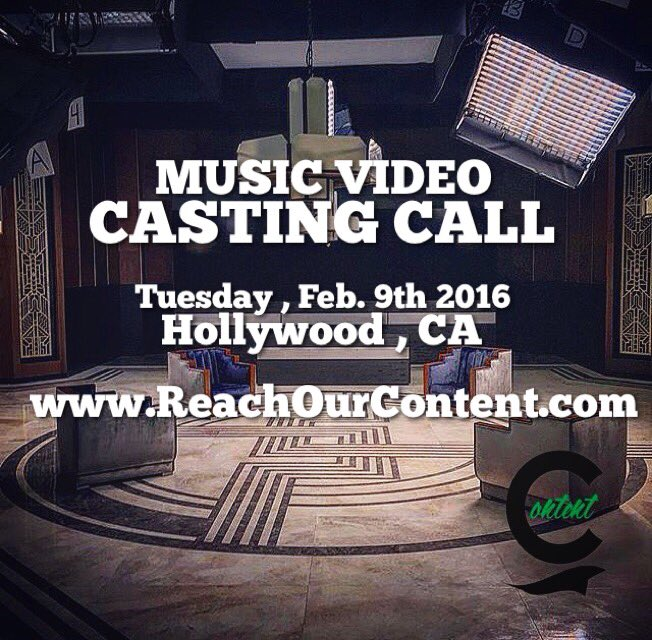 We are filming @pr_Langston on February 9th in Hollywood , CA ! Email : Joseph@ReachOurContent.com for more details https://t.co/ZS2TR5zaUH