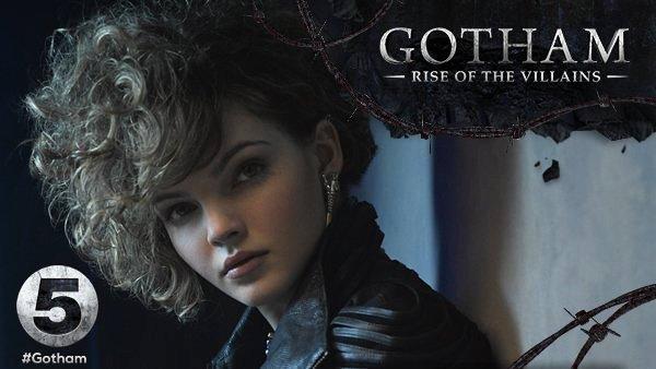 """Camren Bicondova Gotham Season 4: Camren Bicondova On Twitter: """"The UK Debut Of #Gotham"""