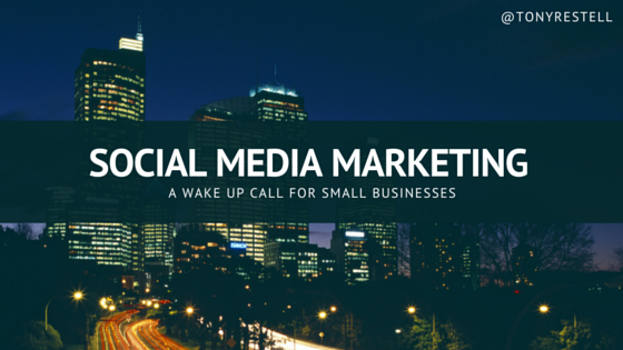 Social Media Marketing - A Wake Up Call for Small Businesses #smm #socbiz https://t.co/sorfnUDTBb https://t.co/0dexw7HlRM