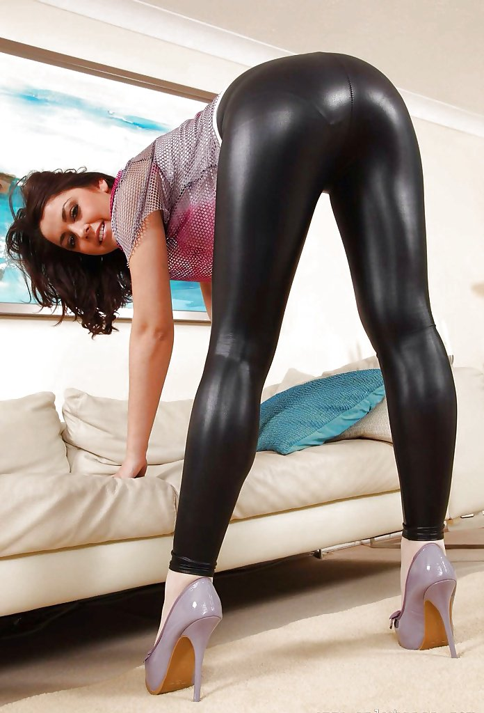 sex umeå latex leggings