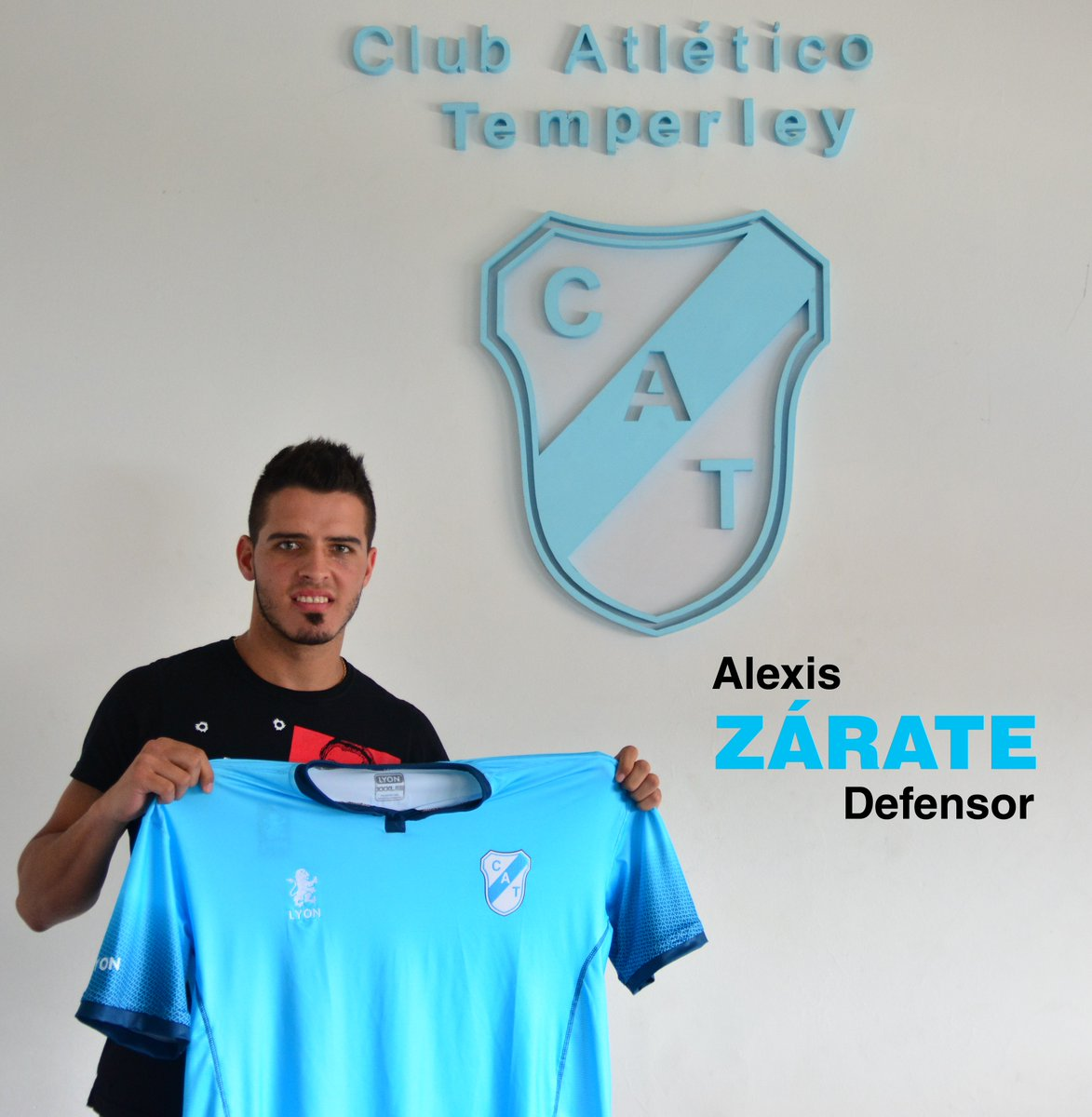 Zárate a Temperley