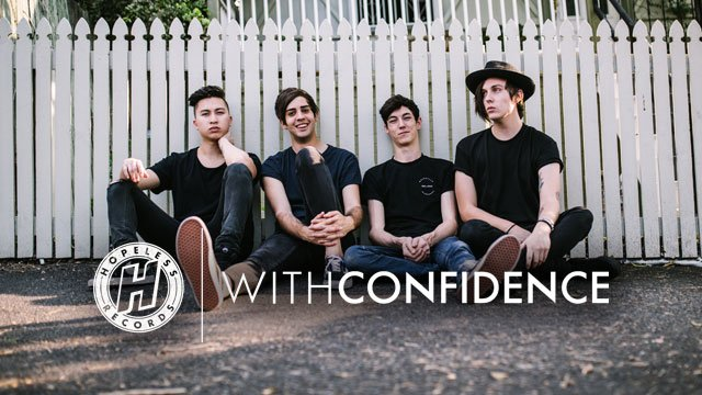 We are proud to announce the signing of @withconfidence_! New