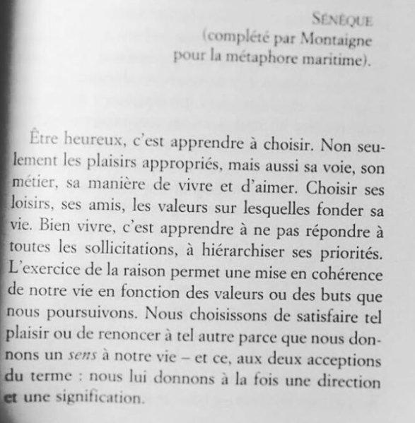 Alice Vachet On Twitter Citation Sénèque Complété Par