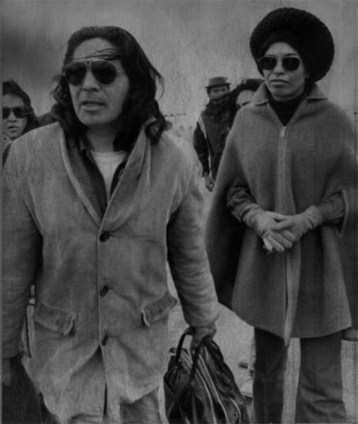 American Indian Movement Wounded Knee