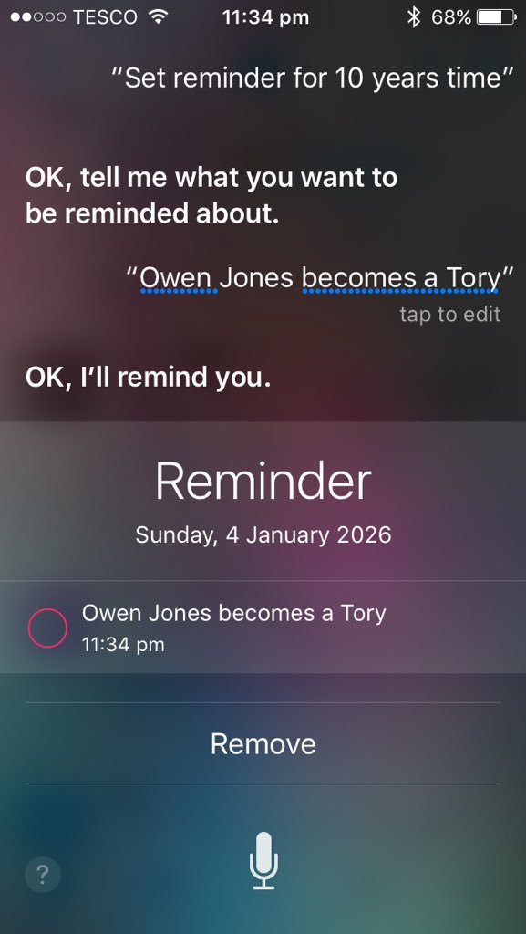 @KrisMestry @OwenJones84 I've put that in my calendar https://t.co/X774tvUfMT