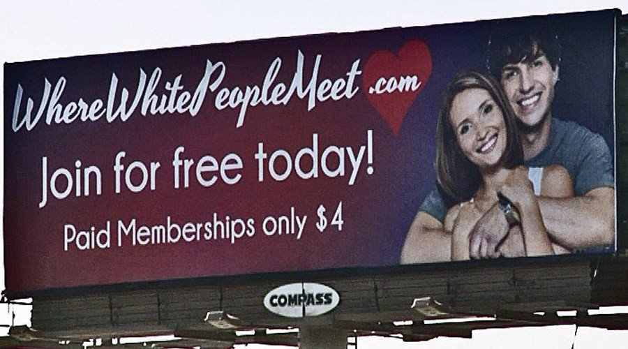 WhereWhitePeopleMeet dating site founder denies racism charge