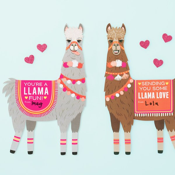 Paper Source On Twitter Spread The Llama Love This Valentine S Day