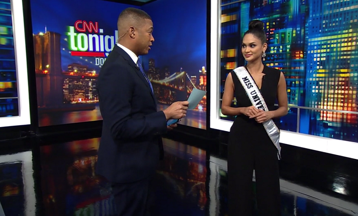"Cnn World News Twitter: GMA News On Twitter: ""WATCH: @MissUniverse Pia Wurtzbach"