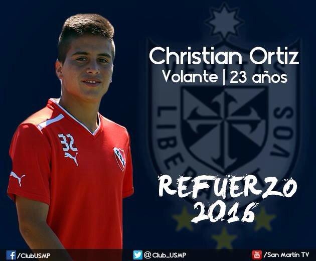 Ortiz a Perú