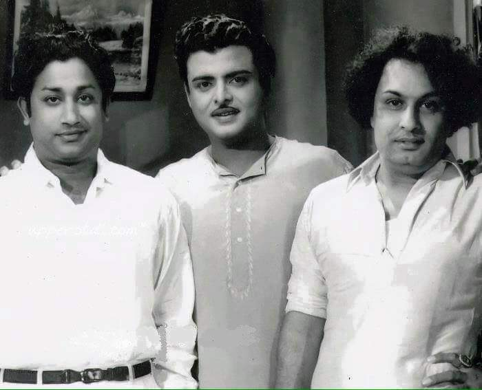 "Gemini Ganesan Latest Photos: CineCluster On Twitter: ""#RarePic: 'Nadigar Thilagam"