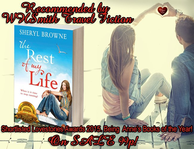 THE REST OF MY LIFE - 99p LAST DAY! Books of the Year! @Williams13Anne https://t.co/8A97toU4D5 #TuesNews @RNAtweets https://t.co/OKXv7R7Lpt