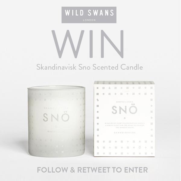 #WIN #SkandinaviskCandle from @Wild_Swans #RT #FOLLOW #COMPETITION #GIVEAWAY https://t.co/26COM3QV48 https://t.co/eN3qXd4vj8