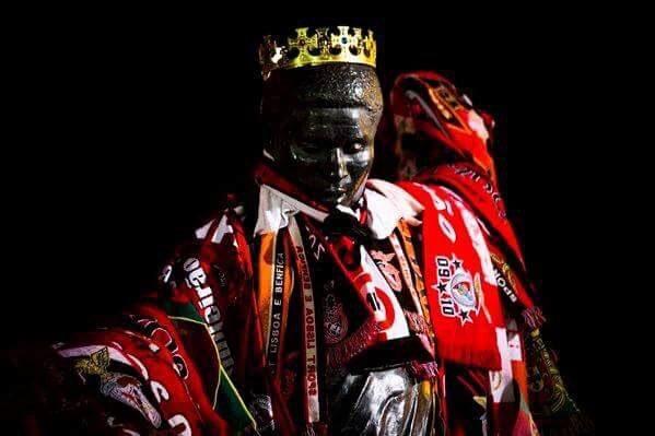 Tu és o nosso Rei, Eusébio. Descansa eternamente.    It's been two years since our greatest legend passed away.
