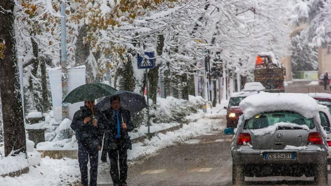 Maltempo: allerta temporali e venti forti al centro sud
