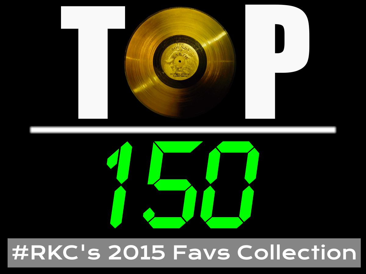 Here we go you know everything about #RKC's 2015 Favs collection aka Top150  Thx so much 4 your patience & comments https://t.co/XemGKgQ3he