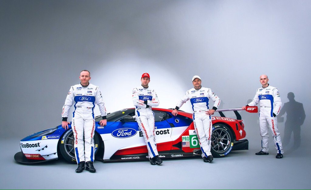 #LetsGoRacing! Happy to be part of @FordPerformance for the @FIAWEC ! A great new step in my career. #FORDWec https://t.co/RNOZYdbmm8