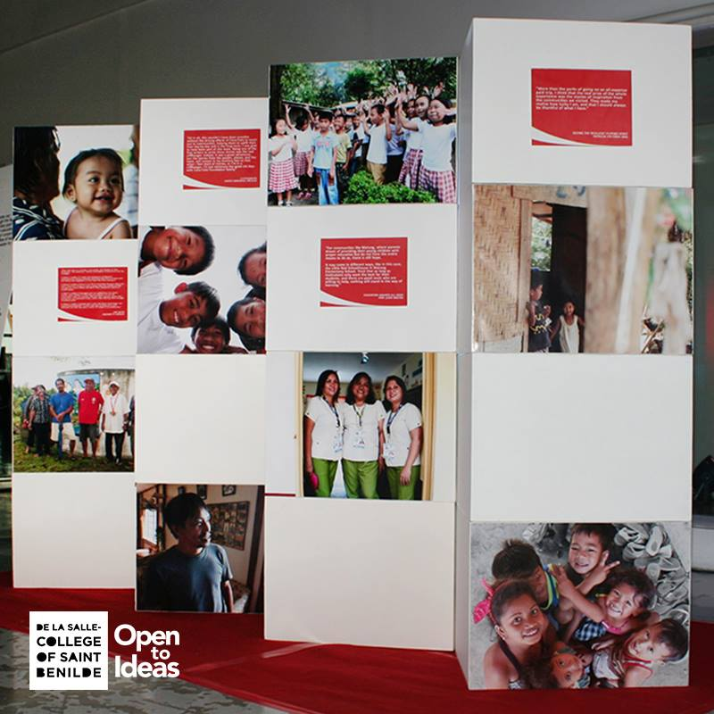 Benilde On Twitter The Happiness Project Exhibit Featured Images By AB Photography And Videos Digital Filmmaking Students Of