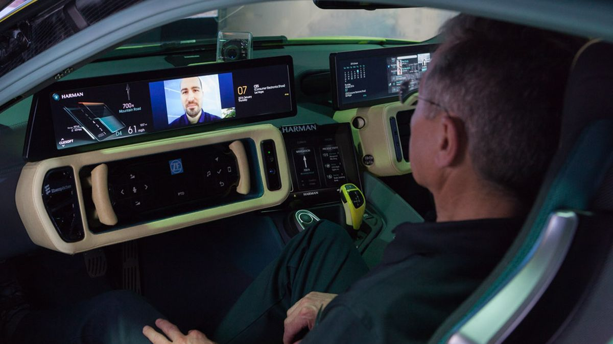 Harman brings Microsoft Office to your car