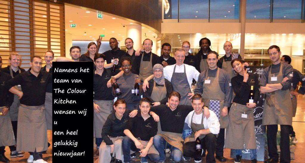 Color Kitchen Utrecht.The Colour Kitchen On Twitter Gelukkig Nieuwjaar Namens