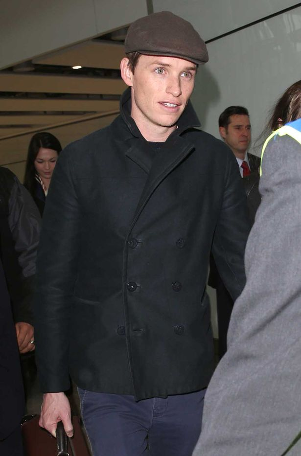 Trafficbutter Com Ng On Twitter Photo Actor Eddie Redmayne Is