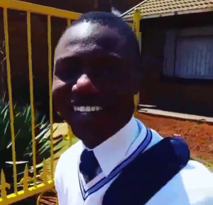 """I didn't even get 100% and I didn't do history in matric"" - #MphoMokoena: https://t.co/8cNVAd909s https://t.co/U15gEYsAb2"