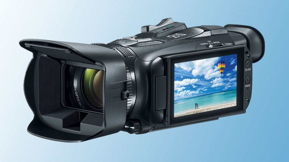 Canon gives a big boost to its Vixia camcorders and PowerShot cameras