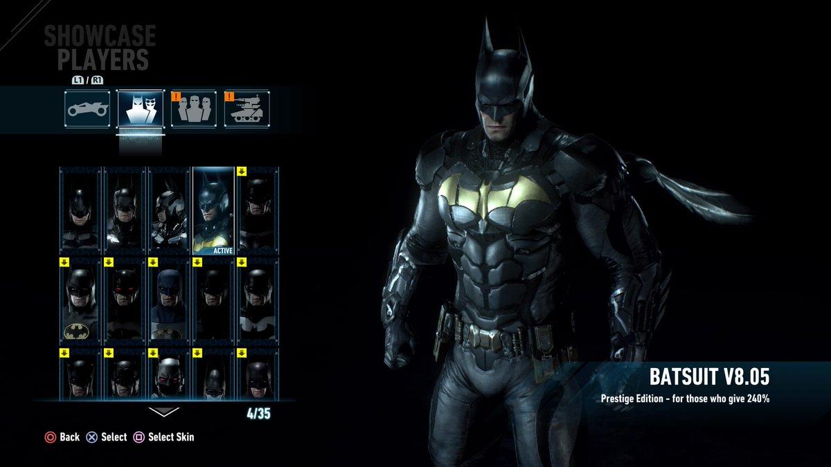 batman arkham knight 1966 batmobile skin pc download