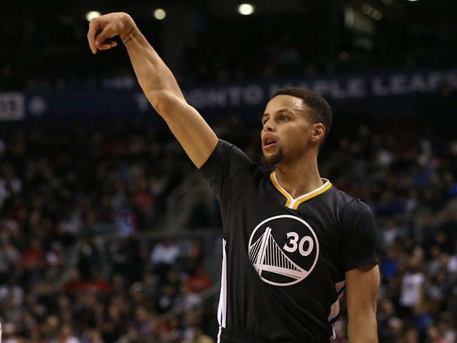 Stephen Curry Believes He's the Best Player in the World