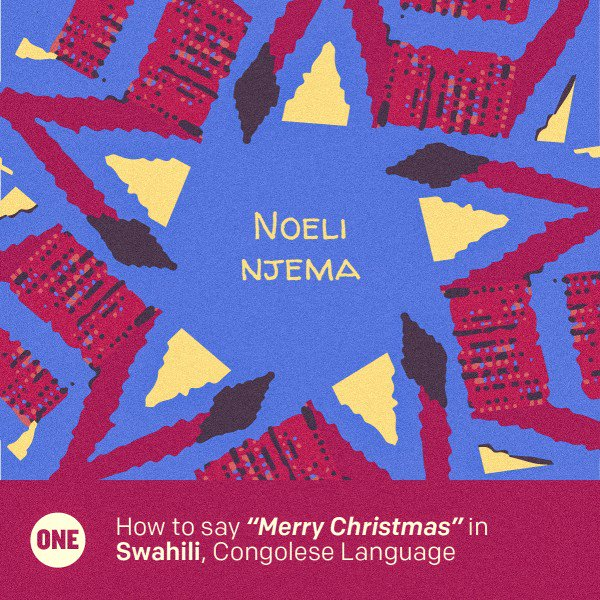 How To Spell Merry Christmas.One On Twitter How To Say Merry Christmas In Six African