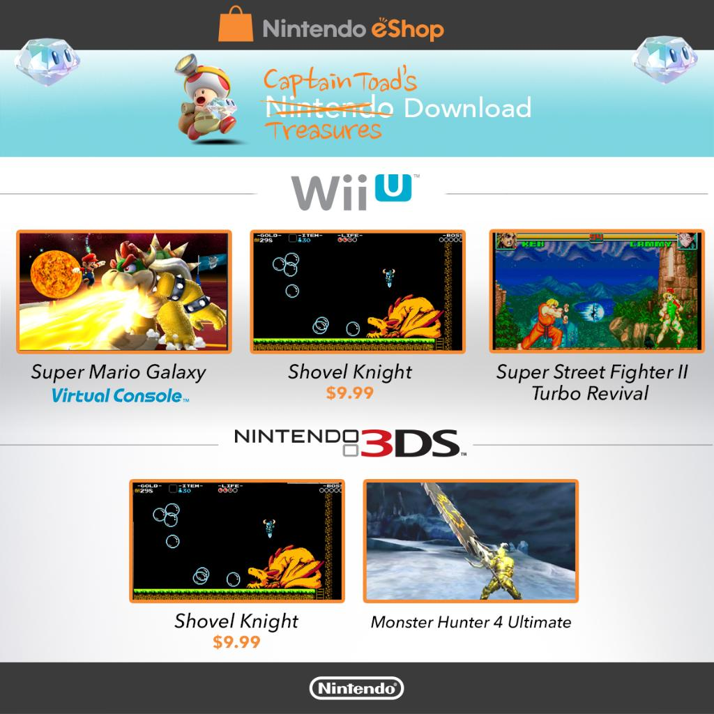 Nintendo Download: 24th December (North America) - Nintendo Life