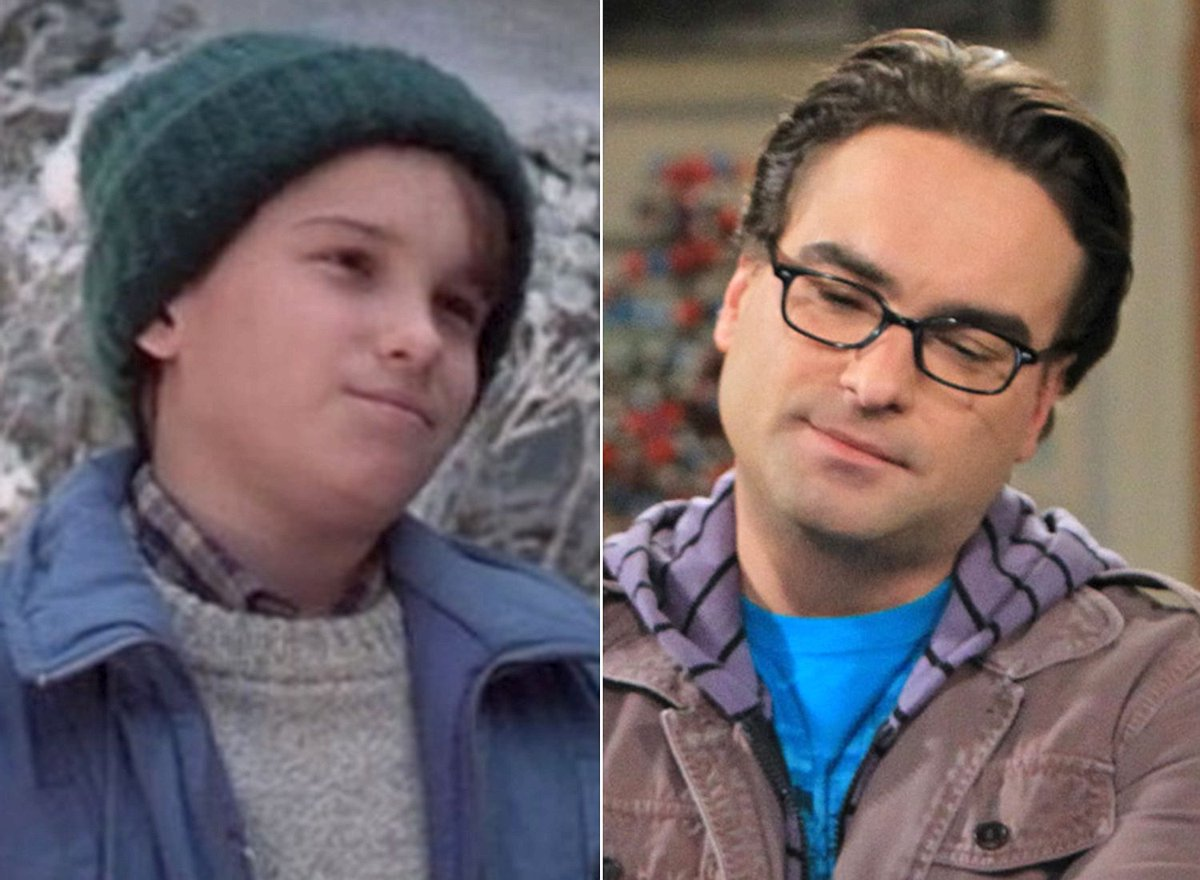 Johnny Galecki Christmas Vacation.Kendall On Twitter Fyi Rusty From National Lampoon S