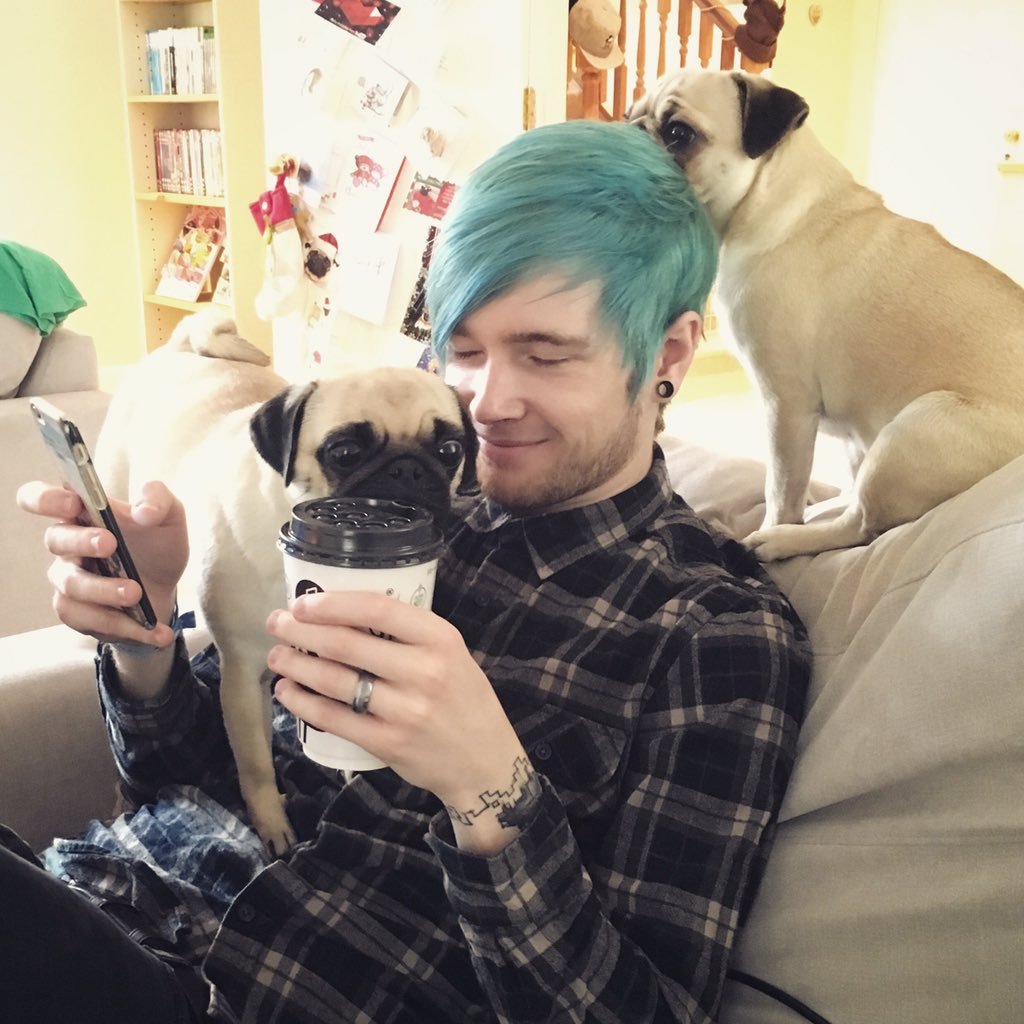 Dantdm💎 On Twitter Quot Life With Pugs 😂🐶 Https T Co