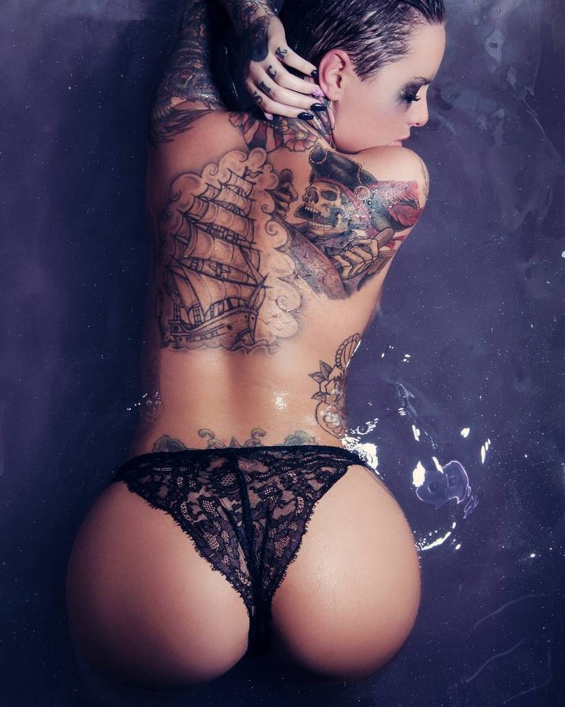 christy mack freeones