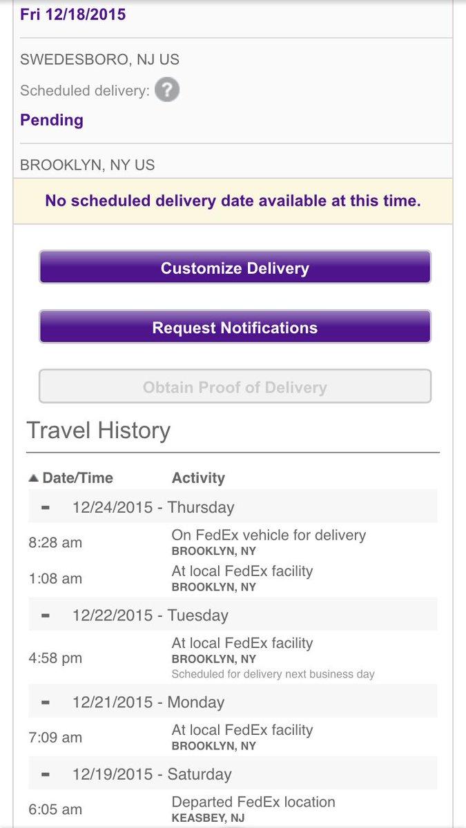 FedEx على تويتر: \