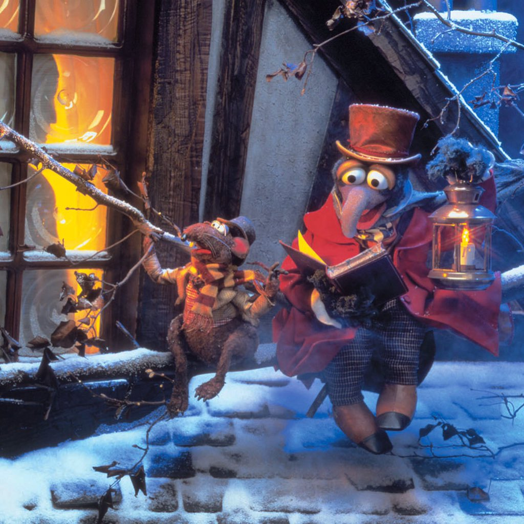 """A Muppet Christmas Carol: Cinespia On Twitter: """"Time For A (past/present/future"""