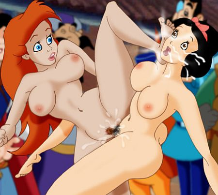 Disney porn fight that can