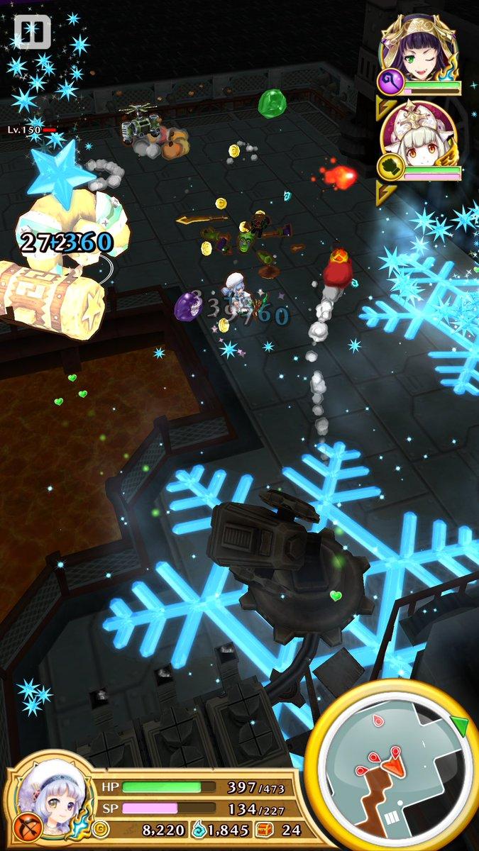 【白猫】神気クリスマススピカ無凸/4凸ステータス&スキル性能情報!S1に攻撃バフとスロウ追加、スキルの出が速くなり使いやすく!【動画あり】
