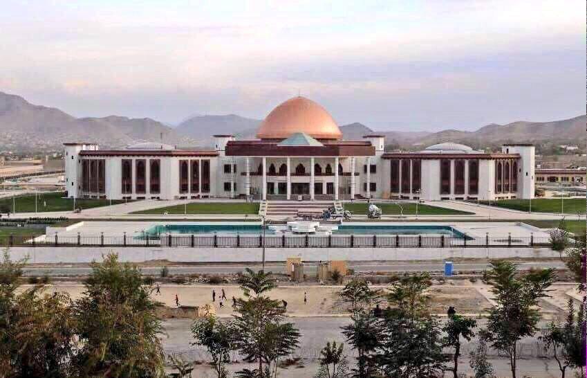 Afghan-Parliament