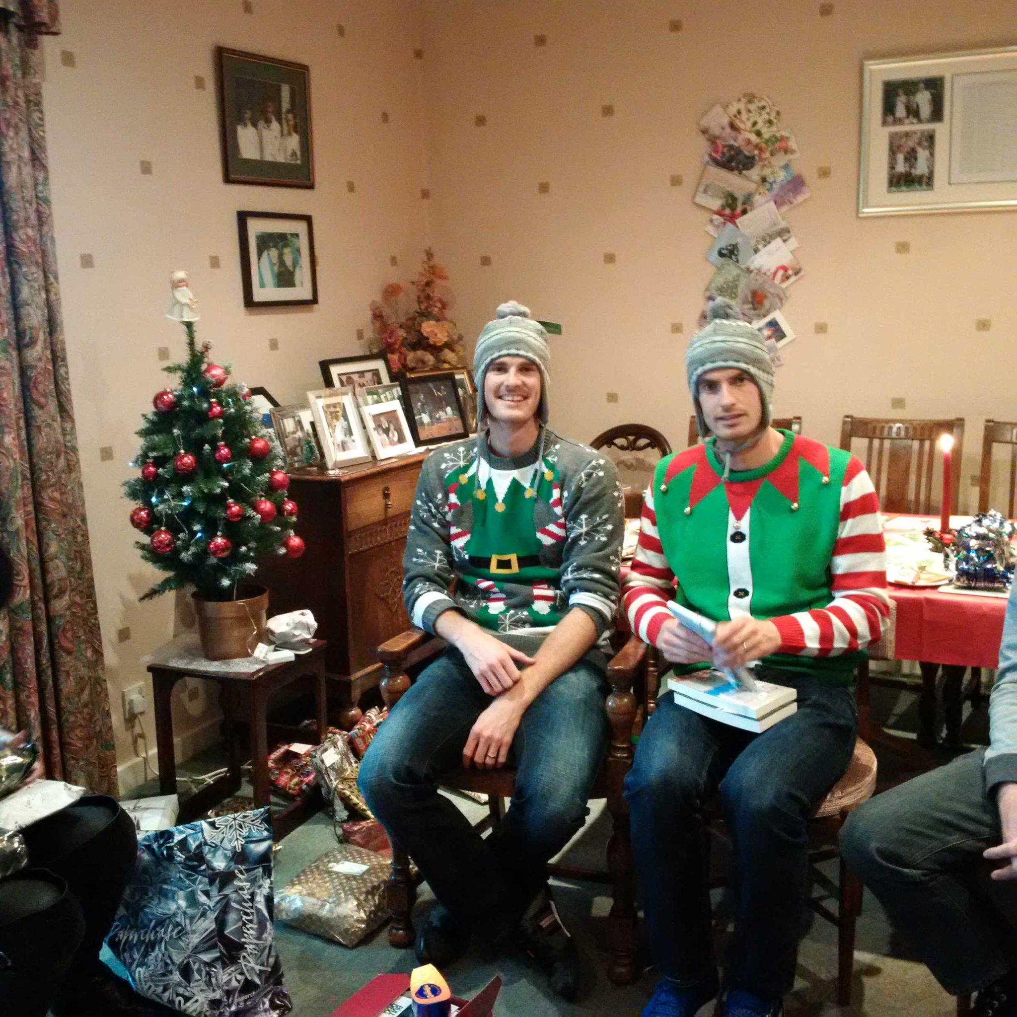Andy murray twitter - Judy Murray On Twitter Having A Very Murray Christmas X Https T Co Bi5shupcox