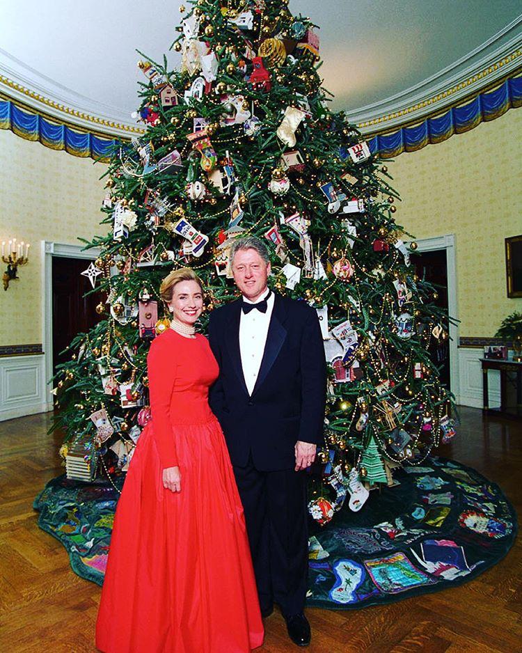 Hillary Clinton Christmas.Hillary Clinton On Twitter Merry Christmas Https T Co 4zhejep1ho