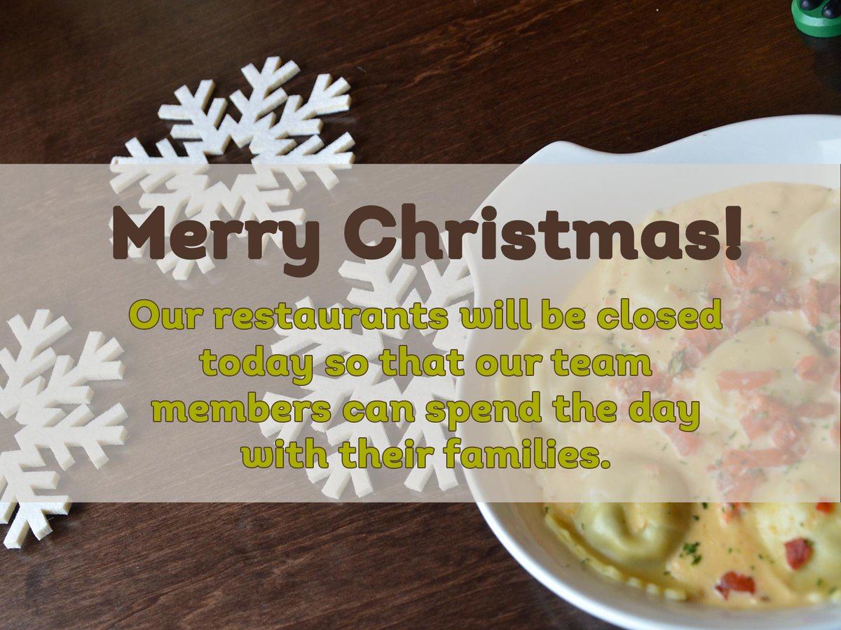 Olive Garden Open On Christmas Day 2021 Is Olive Garden Open On Christmas Day