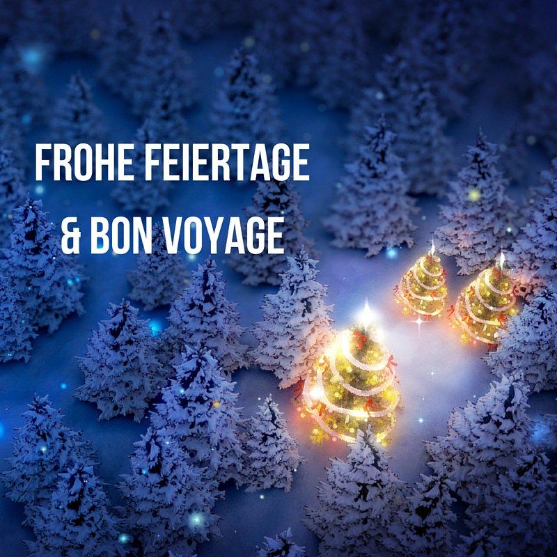 Wir wünschen euch allen wundervolle Feiertage! https://t.co/VJhxc1NIqV