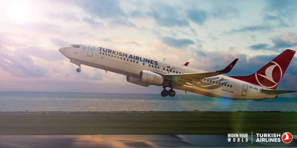 Turkish Airlines On Twitter Spread Your Wings And Fly To