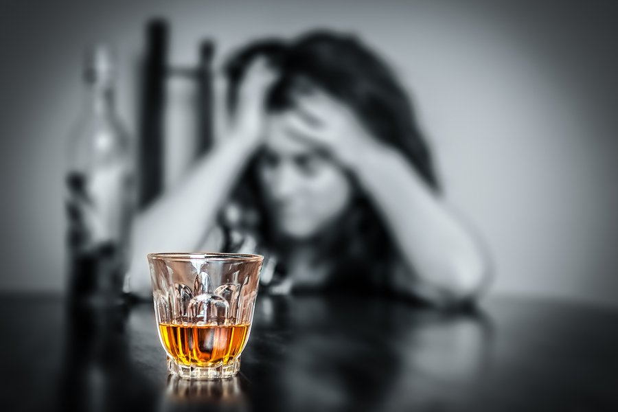 alcohol addiction meditation