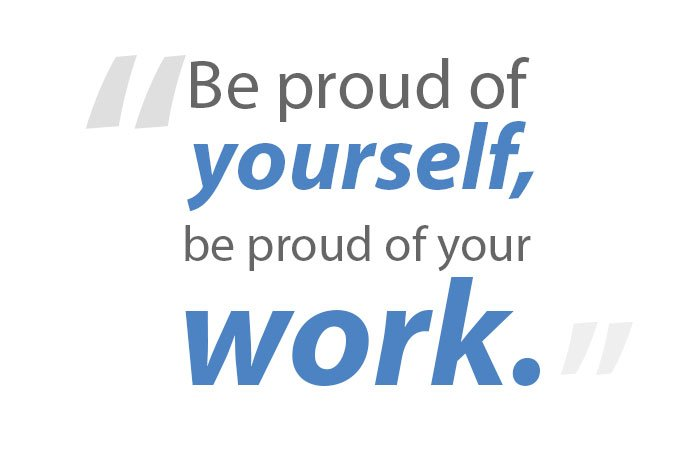 """Saent On Twitter: """"Be Proud Of Yourself, Be Proud Of Your"""