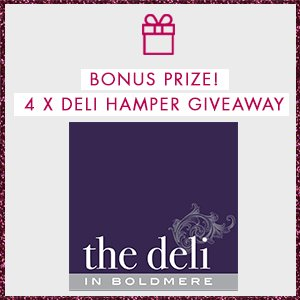 As a thanks for the Cloggs advent support we're giving away 4 @thedeliin hampers today. RT with #CloggsXmas to win! https://t.co/WJqQOHYJ4w