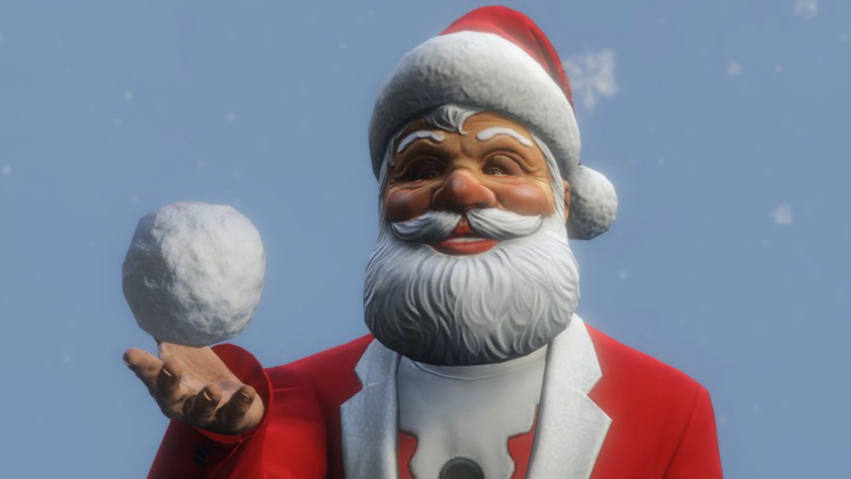 Gta 5 Online Christmas Masks.Chaotic On Twitter Gta 5 Online Christmas Gifts