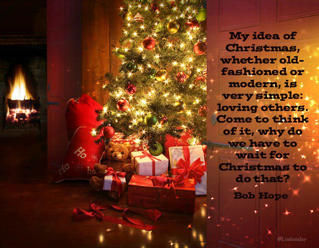 From my house to yours - Wishes for a beautiful holiday season, wrapped with peace, love and joy❣️- Linda https://t.co/oQjyj8HtM3